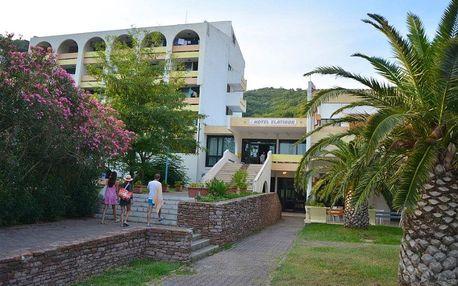 Černá Hora, Barská riviéra, letecky na 8 dní plná penze