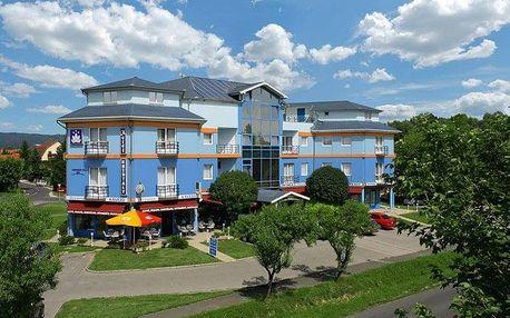 Balaton v 3* hotelu s neomezeným wellness, půjčením kol a polopenzí + voucher na procedury