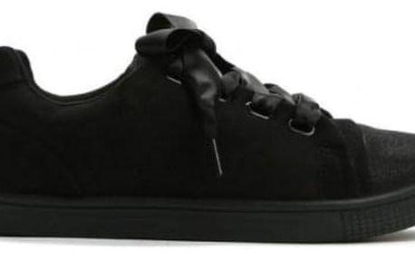 Dámské černé tenisky Etell 805