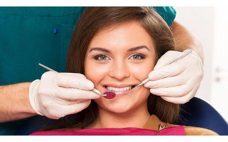 Dentální hygiena: kompletní vyšetření