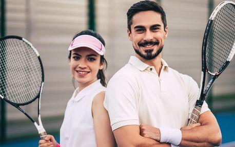 8 týdnů v amatérské tenisové lize