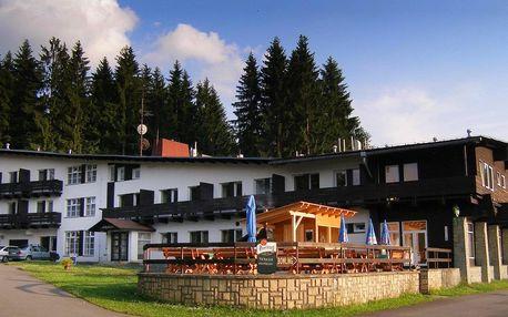 Hotel Bečva v Beskydech s polopenzí ve všední dny