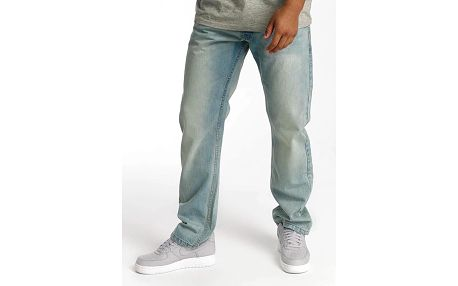 Rocawear / Straight Fit Jeans Tony Fit in blue W 33 L 34