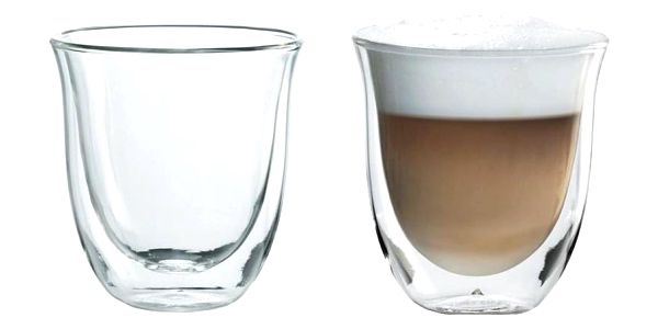 Příslušenství DeLonghi Skleničky cappuccino2