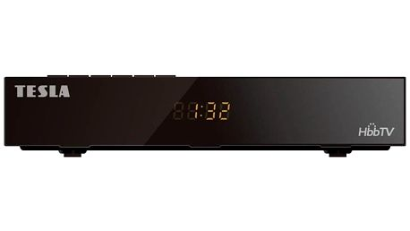 Set-top box Tesla TE-350 HbbTV černý