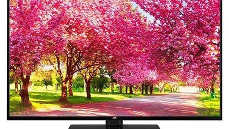 Televize JVC LT-49VU63L černá + DOPRAVA ZDARMA