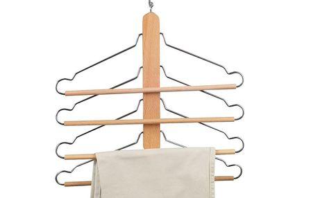 Věšák na kalhoty, oblečení, 4×věšák, ZELLER