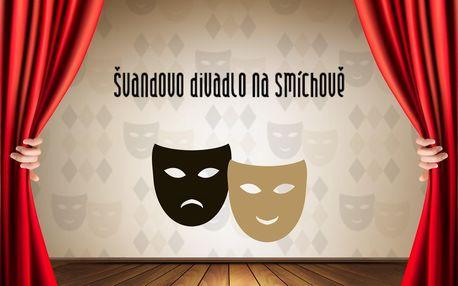 40% sleva až na 4 lístky do Švandova divadla