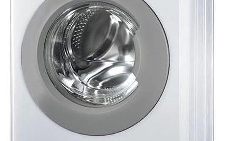 Automatická pračka Indesit BWE 81484X WSSS EU bílá + DOPRAVA ZDARMA