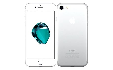 Mobilní telefon Apple iPhone 7 32 GB - Silver (MN8Y2CN/A)