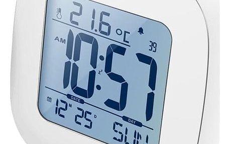 Budík Sencor SDC 1200 bílý (438656)