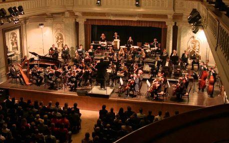 Koncert v Jindřišské věži - Harfa a housle 21. 3. 2019