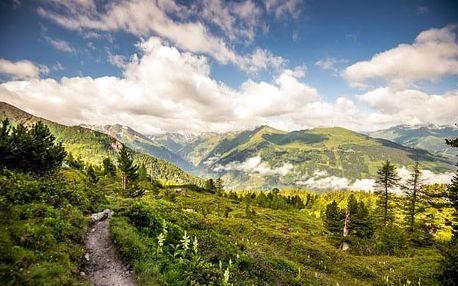 Rakouské Alpy s wellness a slevovou kartou