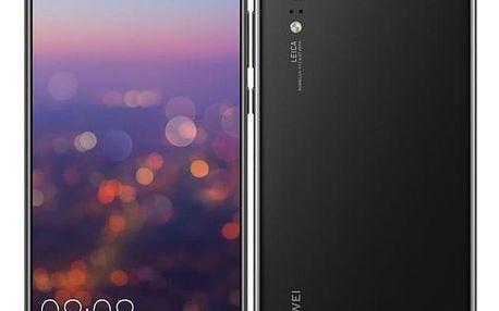 Mobilní telefon Huawei P20 Dual SIM (SP-P20DSBOM) černý