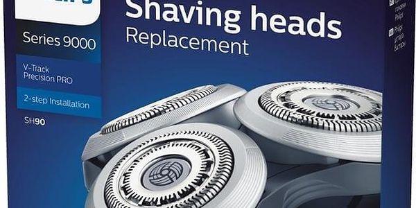 Příslušenství pro holicí strojky Philips SH90/70 šedá4
