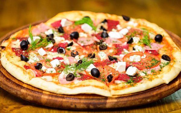 Pizzeria GoLoSoNa v Europarku Štěrboholy - 30% sleva na veškeré jídlo