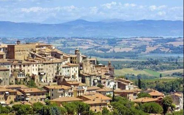 Letní pobyt v toskánských lázních pro milovníky pohody a relaxu v hotelu s wellness