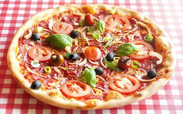 30% SLEVA na cokoliv ze stálého jídelního lístku v Pizzerii GoLoSoNa4