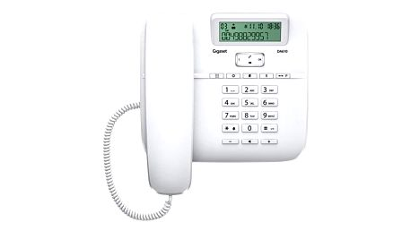 Domácí telefon Siemens Gigaset DA610 bílý