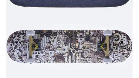 Spokey GIRDER Skateboard 78,7 x 20 cm ložiska 608Z + DÁREK ZDARMA