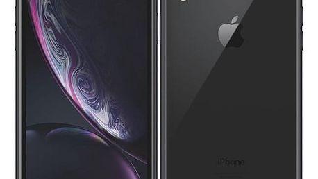 Mobilní telefon Apple iPhone XR 64 GB - black (MRY42CN/A) + DOPRAVA ZDARMA