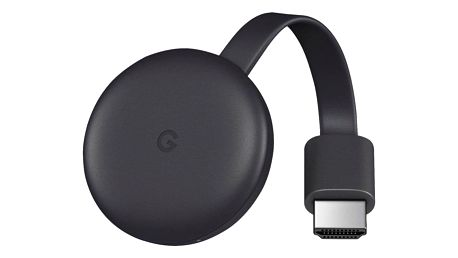 Multimediální centrum Google Chromecast 3 černý (GA00439-US)