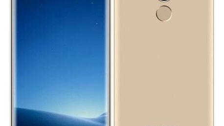 Mobilní telefon Doogee X60 Dual SIM (DGE000039) zlatý