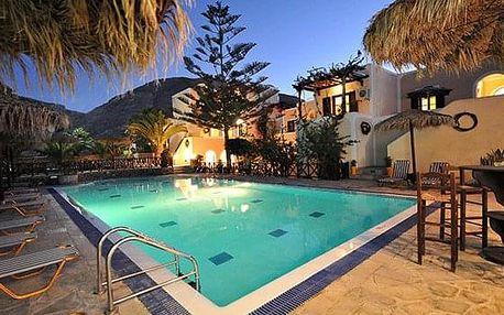 Řecko - Santorini letecky na 8-11 dnů