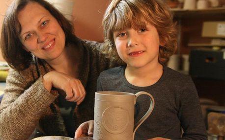 Skvělý rodinný pobyt se snídaní i výrobou hrníčků