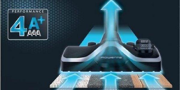 Vysavač podlahový Rowenta X-TREM Power RO6887EA černý/bílý2