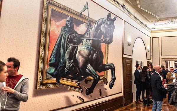 Vstupenky do muzea iluzí Illusion Art Museum