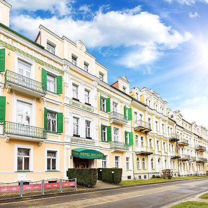 Františkovy Lázně: Hotel Melodie
