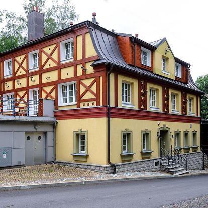 Lázně Libverda: Hotel Lesní Zátiší