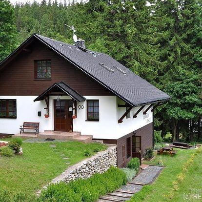 Lázeňská obec Karlova Studánka: Ubytování U Rohelů