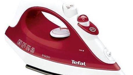 Tefal FV1251E0 bílá/červená