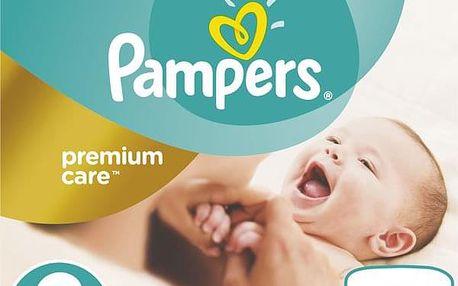 PAMPERS Premium Care 2 MINI 96ks (3-6kg) JUMBO Pack – jednorázové pleny