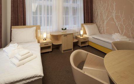 Jánské Lázně: Lázeňský hotel Terra