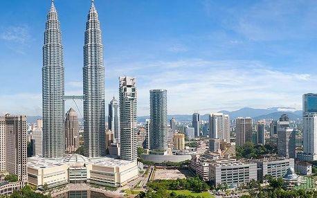 Malajsie letecky z Polska na 10 dnů, strava dle programu