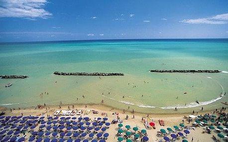 Itálie - Silvi Marina na 15 dnů