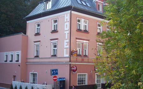 Lázeňské město Jáchymov: Hotel Regrus