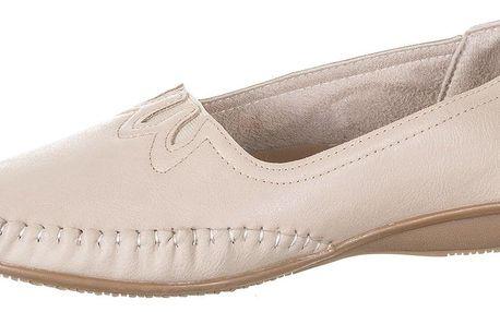 Chun.sen Dámské baleríny pro široké nohy měkké