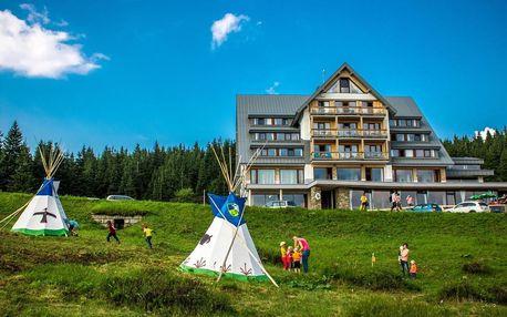 Nadýchejte se svěžího horské vzduchu v Krkonošském národním parku