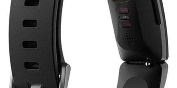 Fitness náramek Fitbit Inspire HR - Black (FB413BKBK)5