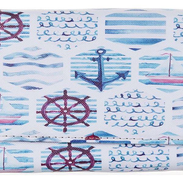 David Jones Dámská peněženka Sea mořský motiv