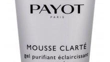 PAYOT Absolute Pure White Mousse Clarté 200 ml jemný čisticí gel pro všechny typy pleti pro ženy