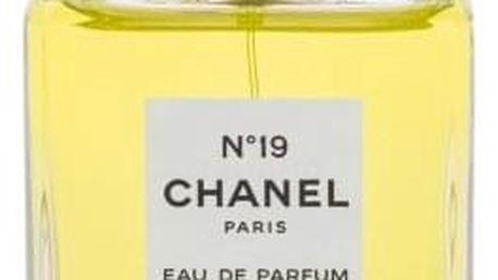 Chanel No. 19 50 ml parfémovaná voda pro ženy