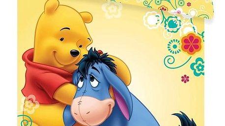 Jerry Fabrics Dětské povlečení do postýlky WTP baby, 100 x 135 cm, 40 x 60 cm
