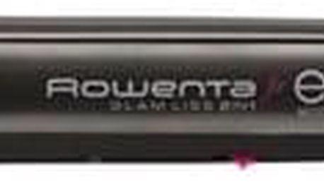 Žehlička na vlasy Rowenta New Compact Liss 230 Elite SF1012F0 černá