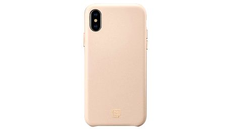 Spigen La Manon Calin pro Apple iPhone Xs/X růžový (HOUAPIPXSXPI)