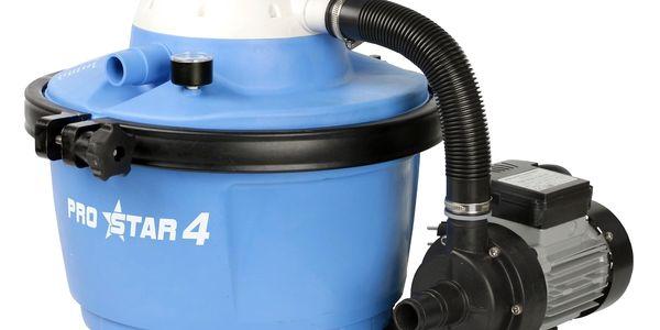 Marimex Bazén Florida 3,66x0,99 m - motiv RATAN s pískovou filtrací - 199000764